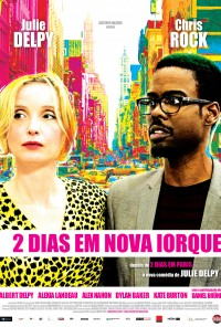 Poster do filme 2 Dias em Nova Iorque / 2 Days in New York (2011)