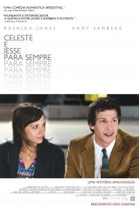 Poster do filme Celeste e Jesse Para Sempre / Celeste and Jesse Forever (2012)