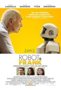 Poster do filme Robô & Frank / Robot & Frank (2012)