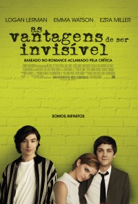 Poster do filme As Vantagens de Ser Invisível / The Perks of Being a Wallflower (2012)