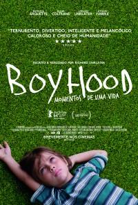 Poster do filme Momentos de Uma Vida / Boyhood (2014)