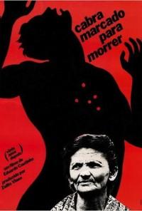 Poster do filme Cabra Marcado Para Morrer (1985)