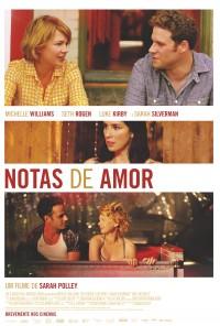 Poster do filme Notas de Amor / Take This Waltz (2012)