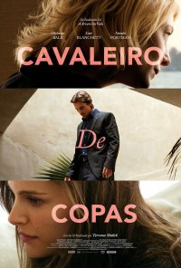 Poster do filme Cavaleiro de Copas / Knight of Cups (2015)