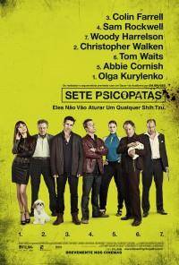 Poster do filme Sete Psicopatas / Seven Psychopaths (2012)