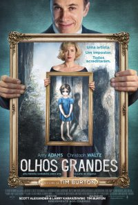 Poster do filme Olhos Grandes / Big Eyes (2014)