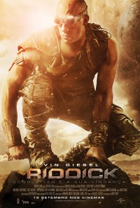 Poster do filme Riddick - A Ascensão / Riddick (2013)
