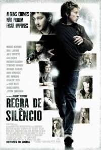 Poster do filme Regra de Silêncio / The Company You Keep (2012)