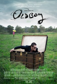 Poster do filme Velho Amigo / Oldboy (2013)