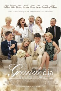 Poster do filme O Grande Dia / The Big Wedding (2012)