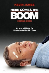 Poster do filme Peso Pesado / Here Comes the Boom (2012)