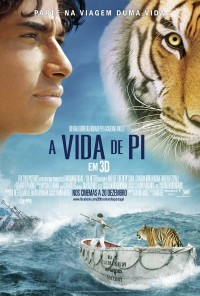 Poster do filme A Vida de Pi / Life of Pi (2012)