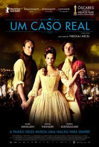 Poster do filme Um Caso Real / En Kongelig Affære - A Royal Affair (2012)