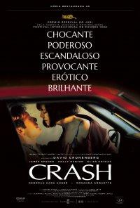 Poster do filme Crash (reposição) / Crash (1996)