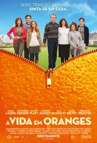 Poster do filme A Vida em Oranges / The Oranges (2012)