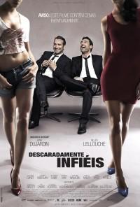 Poster do filme Descaradamente Infiéis / Les Infidèles (2012)