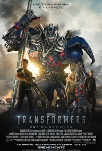 Poster do filme Transformers: Era da Extinção / Transformers: Age of Extinction (2014)
