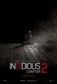 Poster do filme Insidious: Capítulo 2 / Insidious Chapter 2 (2013)