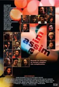 Poster do filme Assim Assim (2012)