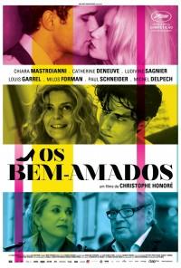 Poster do filme Os Bem Amados / Les Bien-Aimés (2011)