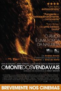 Poster do filme O Monte dos Vendavais / Wuthering Heights (2011)