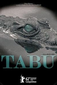 Poster do filme Tabu (2012)