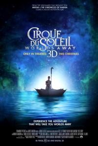Poster do filme Cirque du Soleil: Viagem a Mundos Distantes / Cirque du Soleil: Worlds Away (2012)