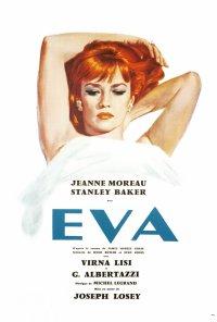 Poster do filme Eva (versão do realizador - reposição) / Eva (1962)