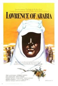 Poster do filme Lawrence da Arábia / Lawrence of Arabia (1962)