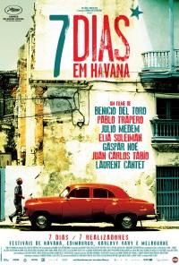 Poster do filme 7 Dias em Havana / 7 Días en La Habana (2012)
