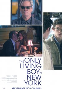Poster do filme The Only Living Boy in New York (2017)