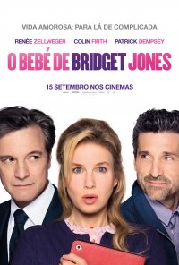 Poster do filme O Bebé de Bridget Jones / Bridget Jones's Baby (2016)