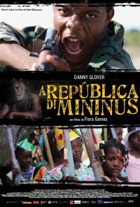 Poster do filme República de Mininus / La République des Enfants (2011)