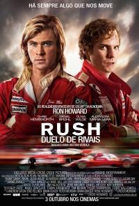 Poster do filme Duelo de Rivais / Rush (2013)
