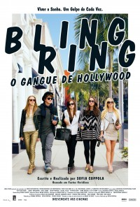 Poster do filme Bling Ring - O Gangue de Hollywood / The Bling Ring (2013)