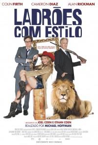 Poster do filme Ladrões Com Estilo / Gambit (2012)