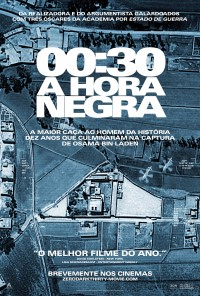 Poster do filme 00:30 A Hora Negra / Zero Dark Thirty (2012)