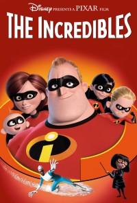 Poster do filme Os Incríveis / The Incredibles (2004)