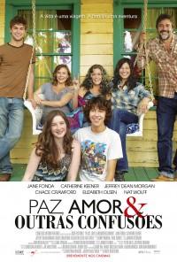 Poster do filme Paz, Amor e Outras Confusões / Peace, Love & Misunderstanding (2011)