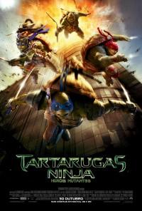Poster do filme Tartarugas Ninja: Heróis Mutantes / Teenage Mutant Ninja Turtles (2014)