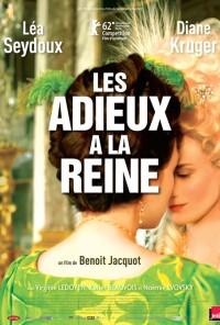 Poster do filme Adeus, Minha Rainha / Les adieux à la reine (2012)