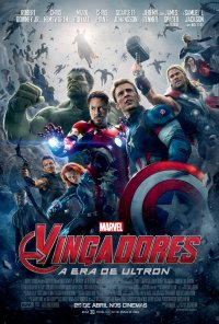 Poster do filme Vingadores: A Era de Ultron / The Avengers: Age of Ultron (2015)