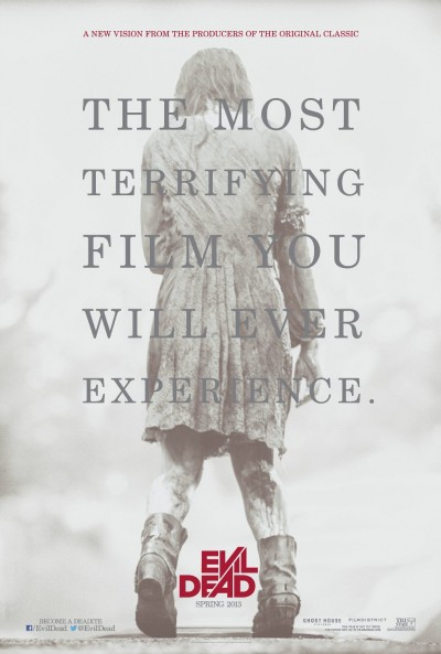 Poster A Noite dos Mortos Vivos / The Evil Dead (2013)
