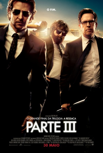 Poster A Ressaca - Parte III / The Hangover Part III (2013)