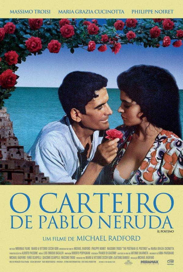 O Carteiro de Pablo Neruda (reposição) / Il Postino (1994 ...