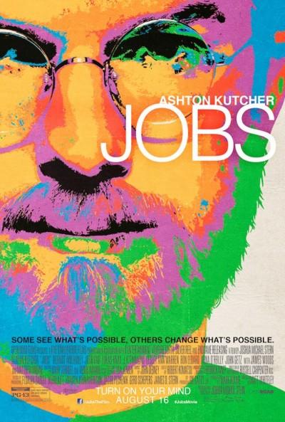 """Novo poster para """"Jobs"""""""
