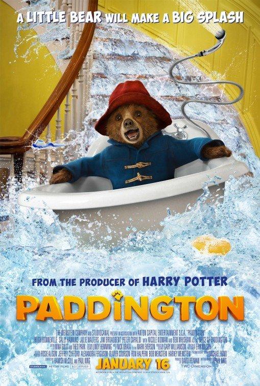"Novo poster para ""Paddington"""