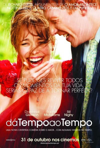 Poster Dá Tempo ao Tempo / About Time (2013)