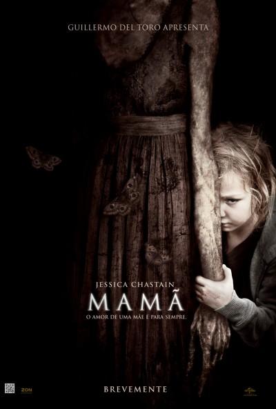 """Novo poster português para """"Mamã"""" (Mama)"""