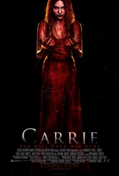 Poster Carrie (2013)